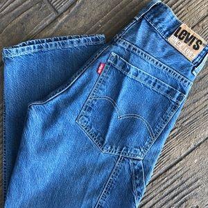 Boy's Levi's Carpenter Jeans Size 16 Reg